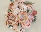 Petite Bouquet in All Blush