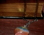 RESERVED Healing Jasper Necklace