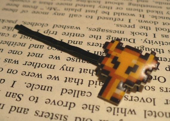 Zelda Boss Key Hair Pin