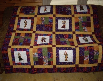 Loralie Gypsy Chique Quilt