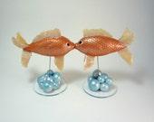 Fish Cake Topper