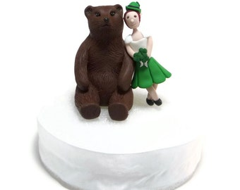 Unique and Custom Cake Toppers