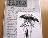 Zine- Against the Flood 2