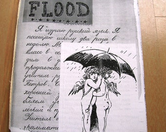 Zine- Against the Flood 2