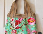 BoHo Bird Bag