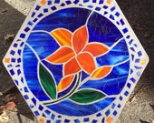 Tiger Lily Stepping Stone