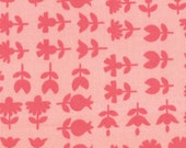 EXTREME SAVINGS Hoopla in Pink, Hullabaloo by Urban Chicks, 1 yard