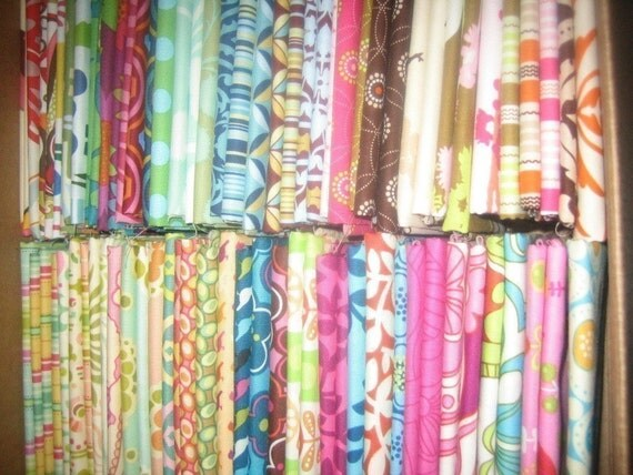Create Your Own Fat Quarter Set- Choose 6 of your favorite fabrics