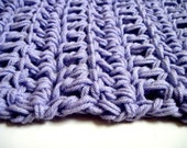 Reserved for Katie Baby Blanket Lavender Purple rug photography prop- Ready to ship