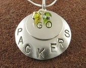 GREEN BAY PACKERS PENDANT