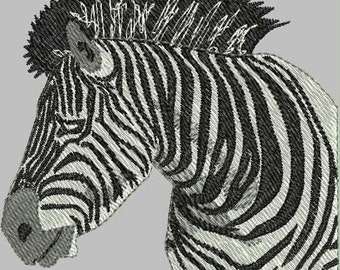 Wild Thing Zoo Animal Embroidery Design Collection