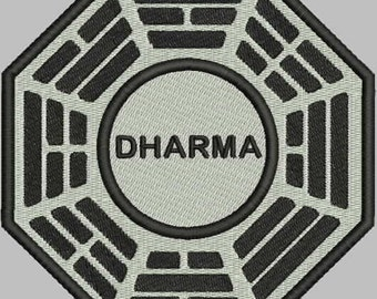 Dharma Embroidery Design Collection