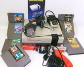 NES Nintendo System 7 games Zapper Gun