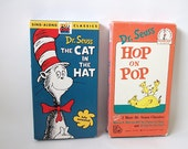 2 Vintage Dr. Seuss VHS Tapes Movies