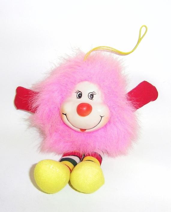 Vintage Rainbow Brite Sprite Doll - Pink Vintage Doll