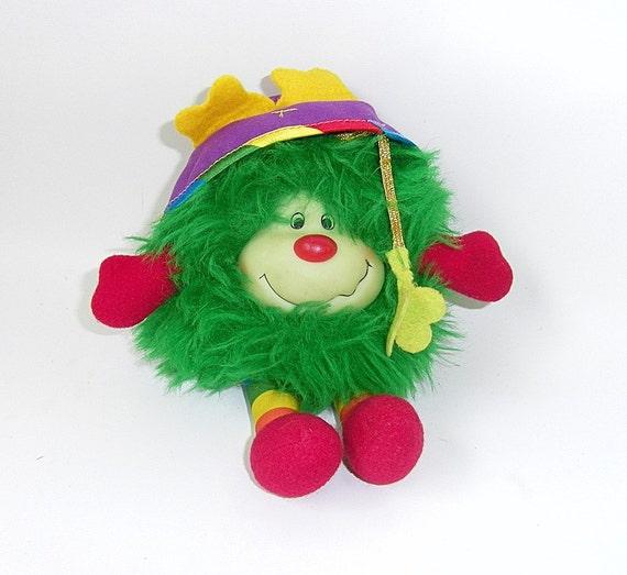 Vintage Rainbow Brite Hatful Sprite Lucky Doll