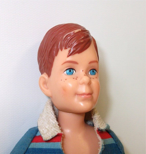 Vintage Barbie Ricky Doll 1963 Mattel Doll
