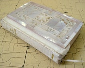 Antique Mother of Pearl New Testament