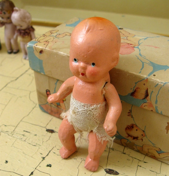 Antique Japan Composition Baby Doll