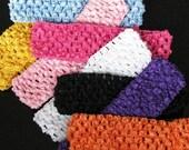 Choose any FOUR Interchangable Bow Headbands and SAVE