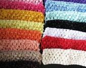 Choose any SIX Interchangable Bow Headbands and SAVE