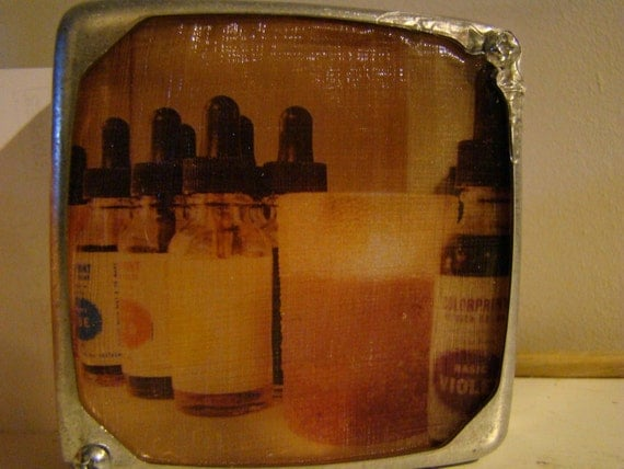 Electric Light Boxes- (Bottles I Love/Asbury Park, New Jersey)
