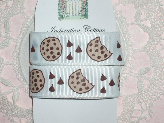 Chocolate Chip Cookie Ribbon