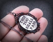 This too shall pass (ready to ship)