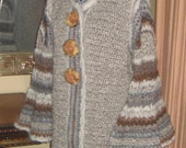 Surprise Sale 30% Off - Classic Sweater Dream Coat with Shawl Collar, Albus Dumbledore's Palette, Available Now