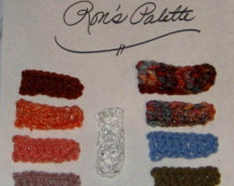 Ron's Palette for a Classic Sweater Dream Coat