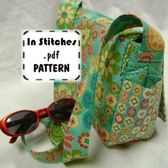 Free Pattern For Small Shoulder Bag ? Shoulder Travel Bag