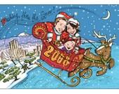 Custom Holiday Cards - Shipham
