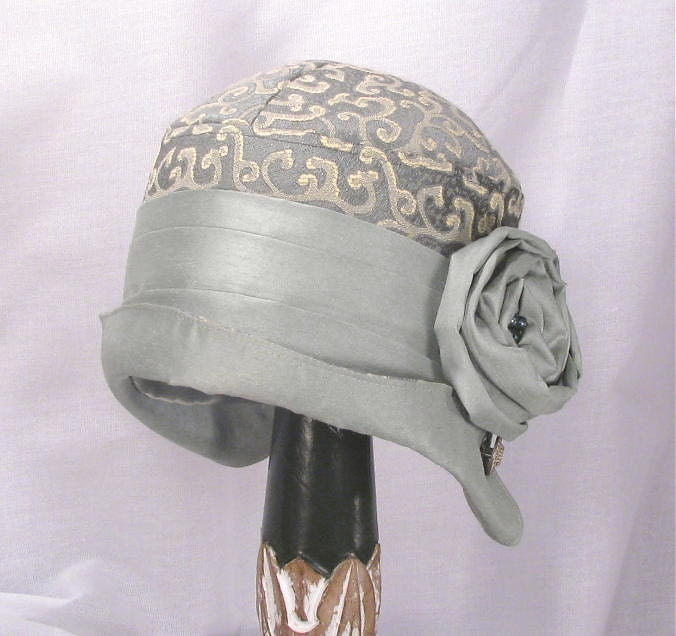 Womens Hats 1920s Reproduction Flapper Style