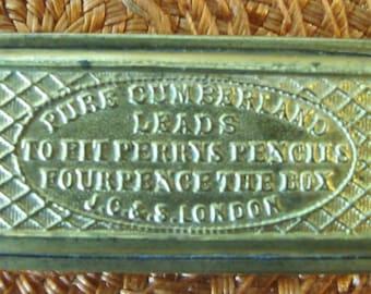 Antique British pencil lead holder