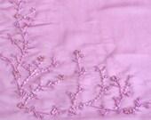 Cherry Blossom Scarf Wrap Pink