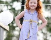 Clothing For Girls- Girl Purple Dress