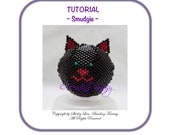 Beaded PDF Tutorial for Smudgie