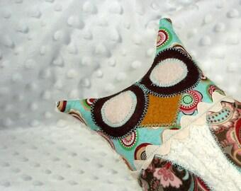 Oscar the Stuffed Owl