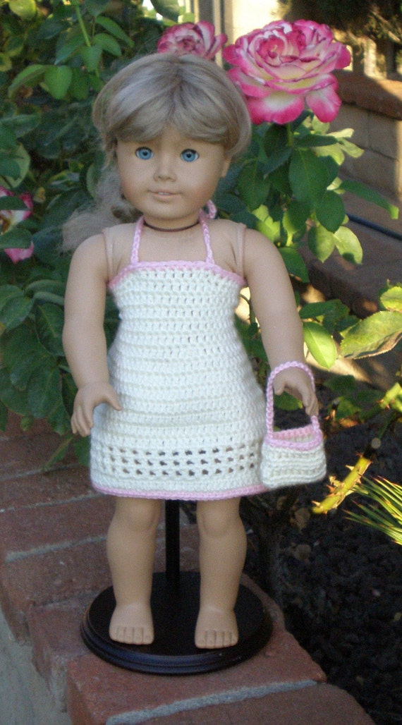 Doll Sundress--fits 18 inch American Girl-type doll-Sale