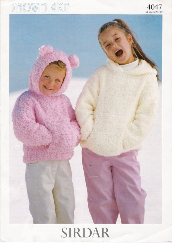 Animal Hoodie Knitting Pattern : Hooded Animal Sweater Knitting Pattern For Baby and by ...
