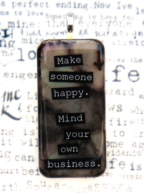 how to make mind happy