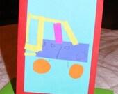 Broooom Handmade Card by Patrick