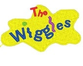The Wiggles Logo Embroidery Design 5x7
