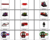 Thomas the Train machine Embroidery design Collection