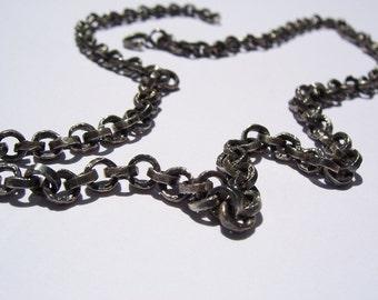 Mini Rough Edge Chain