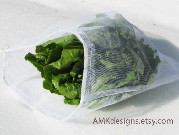 Set of 3 extra large produce bags