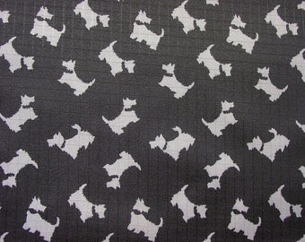 2782 - Dog Waterproof Fabric - 58 Inch (Width) x 1/2 Yard (Length)