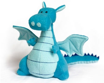 Dragon plush Ready made