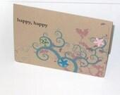 Happy, Happy Card