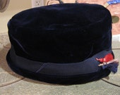 SOLD\/Reserved for Erin -  Womans Hat